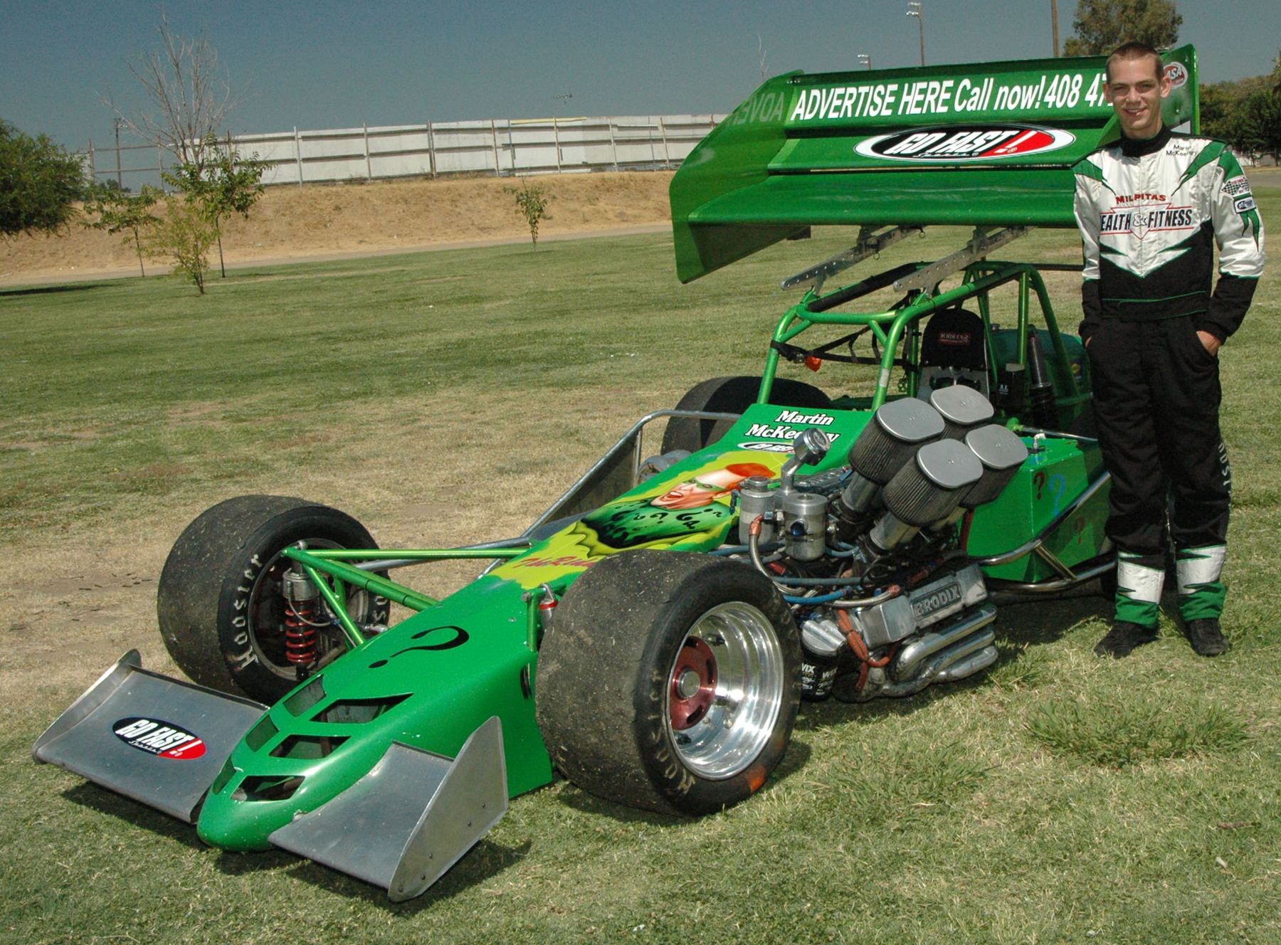 Supermodified Race Car For Sale